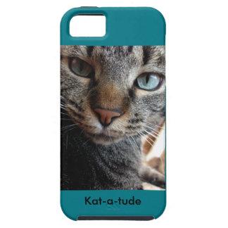 Colección Kat-uno-tude Funda Para iPhone SE/5/5s