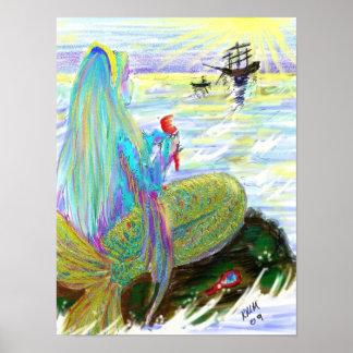 Colección KMM de la sirena Impresiones