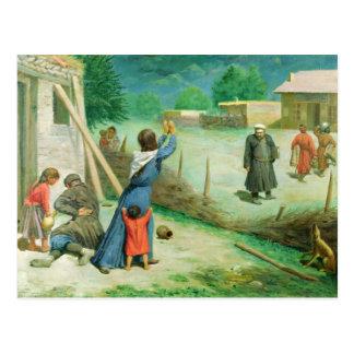 Colección mala, 1891 tarjetas postales
