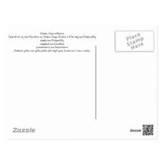 Colección moderna de las momias tarjetas postales