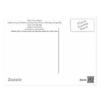 Colección moderna de las momias tarjeta postal
