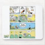 Colección Mousepad del dibujo animado del pantano Tapetes De Ratones
