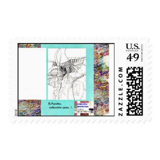 Colección pass, 1. postage stamps