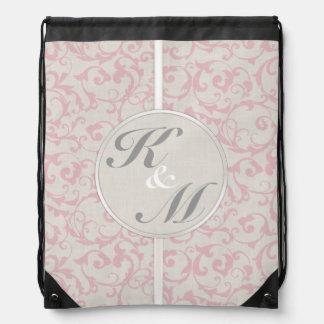 Colección rosada del boda de SmartElegance Mochila