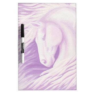 Colección rosada del caballo pizarra