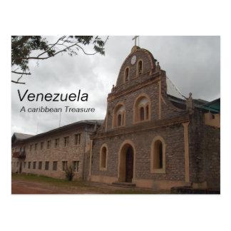 Colección Venezuela tesoro de Al Caribe Postal