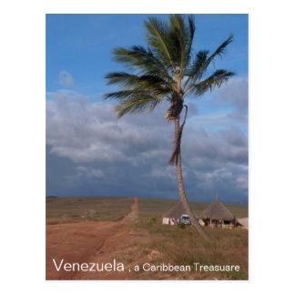 Colección Venezuela tesoro de Al Caribe Postales