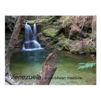 Colección: Venezuela, un del Caribe… - Modificado Postal