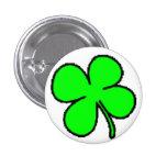 Colección verde del trébol de Tink Pins