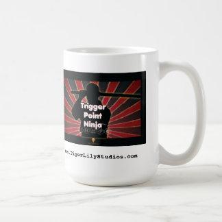 Coleccionable del ® de Ninja del punto del Taza De Café