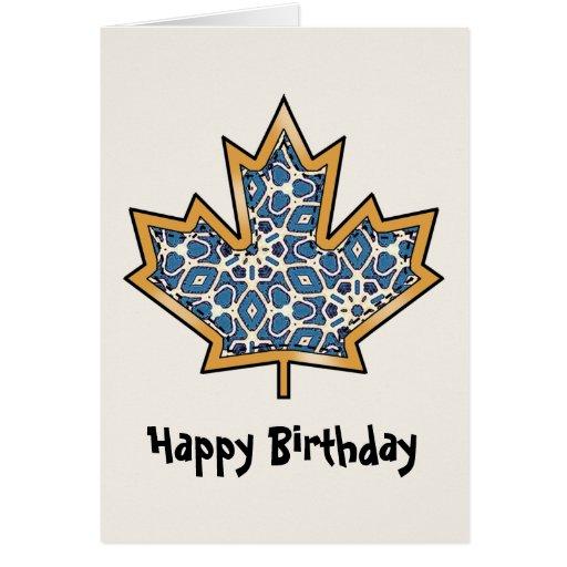 Coleccionables azules de la mezcla y del partido - tarjeta de felicitación