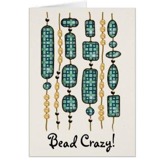 Coleccionables verdes de la mezcla y del partido - tarjeta de felicitación