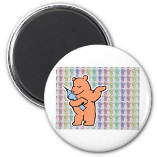 Colecciones berlinesas del oso iman