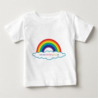 Colecciones de Rainbow Warrior Playera De Bebé