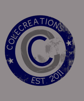 Colecreations Established Tee Blue White