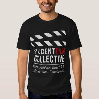 Colectividad de la PELÍCULA del estudiante - Playera