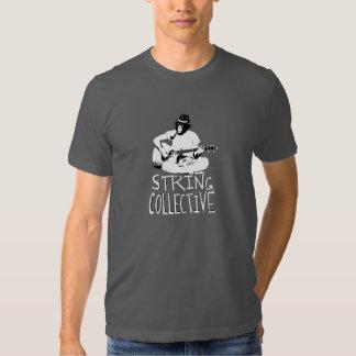 colectividad de la secuencia camisas