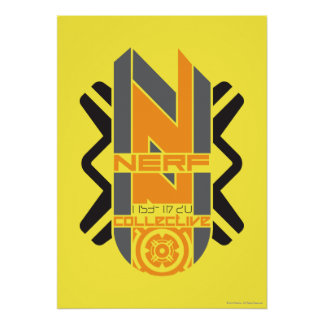 Colectividad de Nerf - 1 Póster