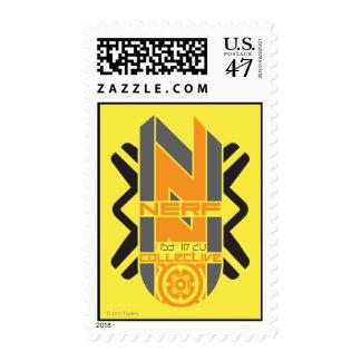 Colectividad de Nerf - 1 Sello Postal