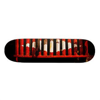 Colector de la vaca skate board