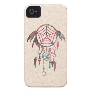 Colector de moda del sueño de la acuarela iPhone 4 carcasa