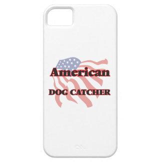 Colector de perro americano iPhone 5 funda