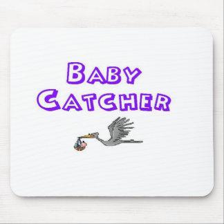 colector del bebé alfombrilla de ratón