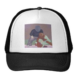 Colector del béisbol, gorra