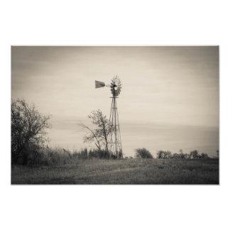 Colector del viento impresiones fotograficas