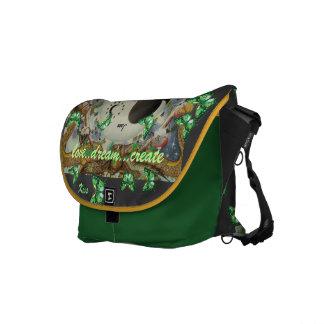 Colector ideal bolsas de mensajeria