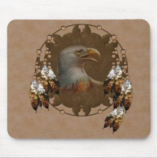 Colector ideal de Eagle Tapete De Ratón