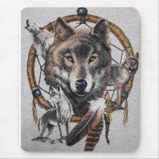 colector ideal de los lobos mouse pads