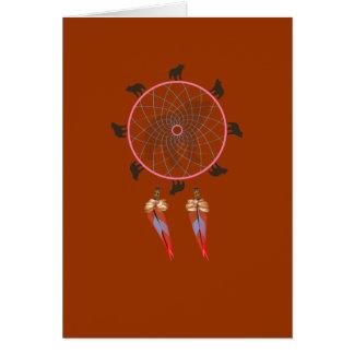 Colector ideal del oso tarjeta de felicitación