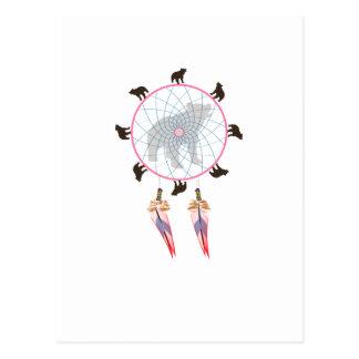 Colector ideal del oso tarjetas postales
