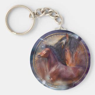 Colector ideal - llavero del arte de los caballos