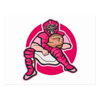 Colector rosado postal