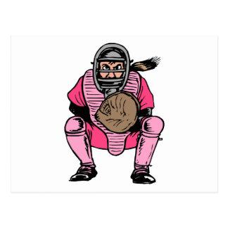 Colector rosado postales