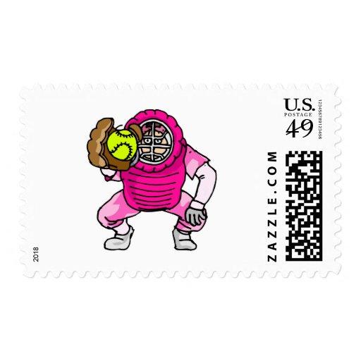Colector rosado sellos