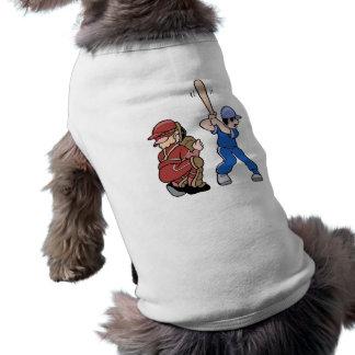Colector y talud camisetas de mascota
