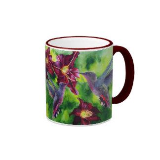 Colectores del néctar taza a dos colores