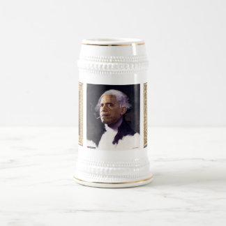 Colectores presidenciales Stein de Barry Hussein Jarra De Cerveza