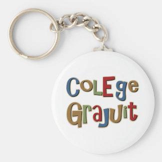 Colege Grajuit Keychain