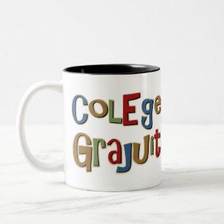 Colege Grajuit Coffee Mugs