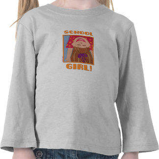Colegiala Camiseta