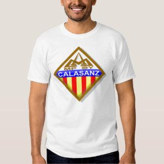 colegio clasanz managua tee shirts