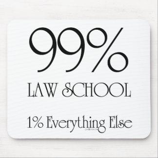 Colegio de abogados del 99% alfombrilla de raton