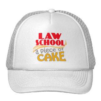 Colegio de abogados - pedazo de torta gorros bordados