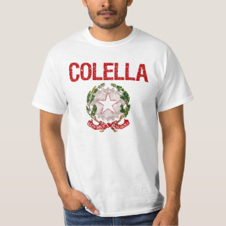 Colella Italian Surname Tee Shirt