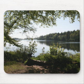Colemere Country Park Llangollen Canal Mouse Pad
