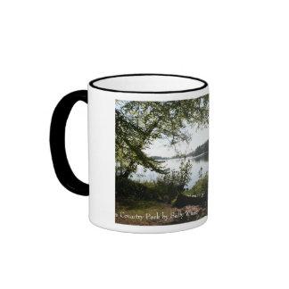 Colemere Country Park Llangollen Canal Ringer Mug